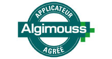 Entretien, Nettoyage et Traitement de votre toiture et de votre couverture : Fournisseur ALGIMOUSS