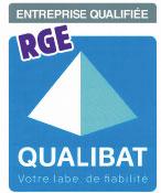 Norme RGE vous garantit le respect de l'environnement et de la qualité de nos prestations en Eure et Loir, Orne et la Sarthe